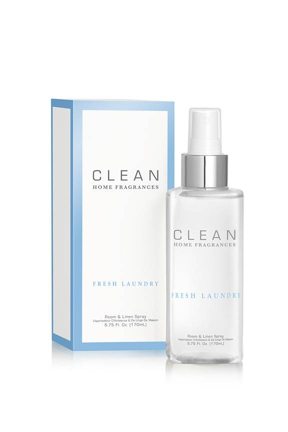CLEAN Home Collection Fresh Laundry Linen/Room Spray 170 ml