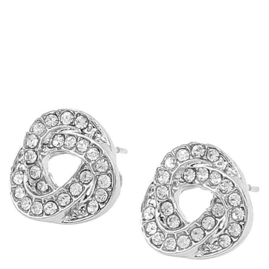 Snö Of Sweden Leonie Small Earring – Silver/Clear