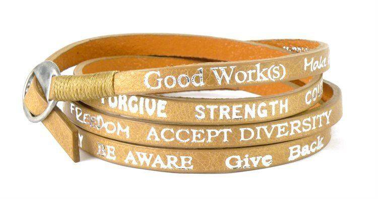 Good Work(s) Make A Difference Good Work(s) Stardust With Crystals – Copper Majestic