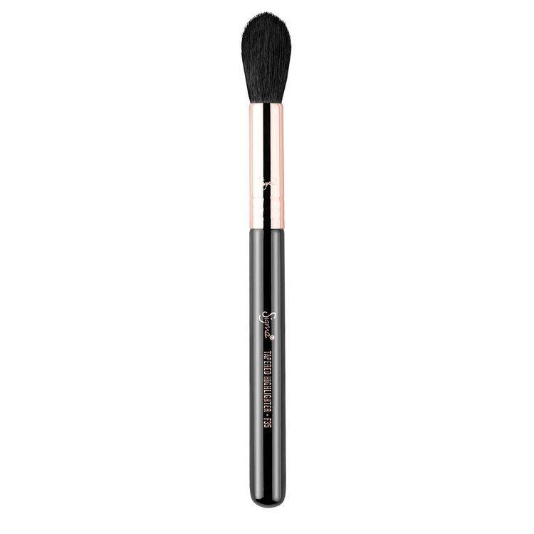 Sigma F35 Tapered Highlighter Brush - Copper