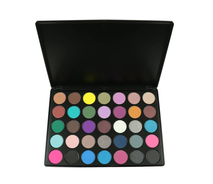 Smashit Cosmetics Eyeshadow Palette – Mix 5
