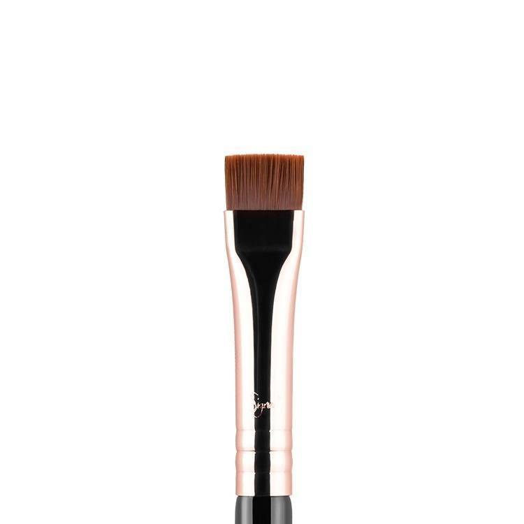 Sigma E15 Flat Definer Brush - Copper