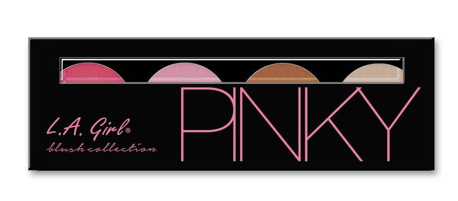 LA Girl L.A. Girl Cosmetics Blush Collection - Pinky GBL572