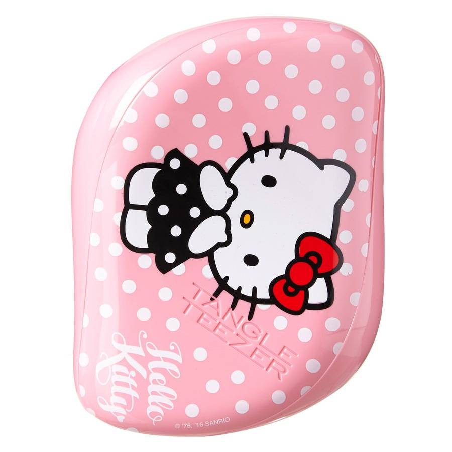Tangle Teezer Compact Styler – Hello Kitty Pink