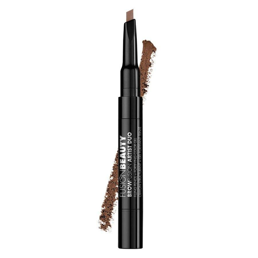 Fusion Beauty BrowFusion Artist Duo Filling Pencil + Color Gel 2,9 g - #Blonde