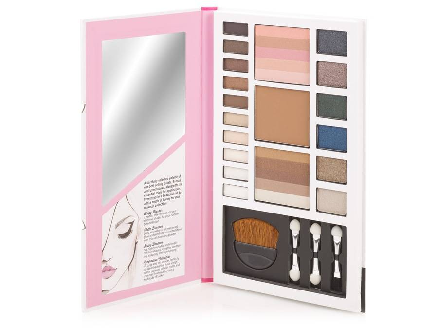 Beauty UK Cosmetics Beauty UK Blush & Glow Palette