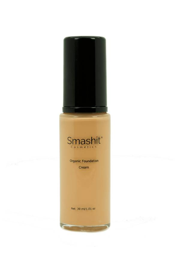 Smashit Cosmetics Organic Foundation Cream 30ml