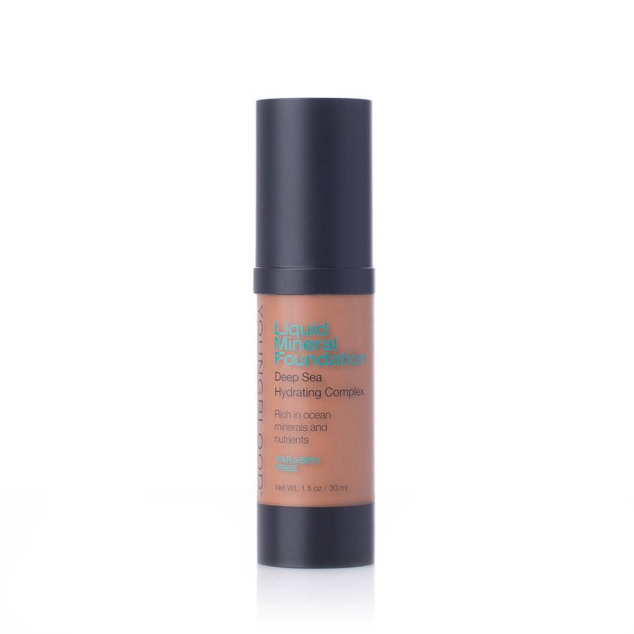 Young Blood Youngblood Liquid Mineral Foundation – Barbados 30ml