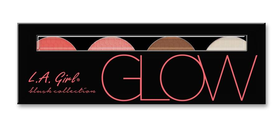 LA Girl L.A. Girl Cosmetics Blush Collection - Glow GBL571