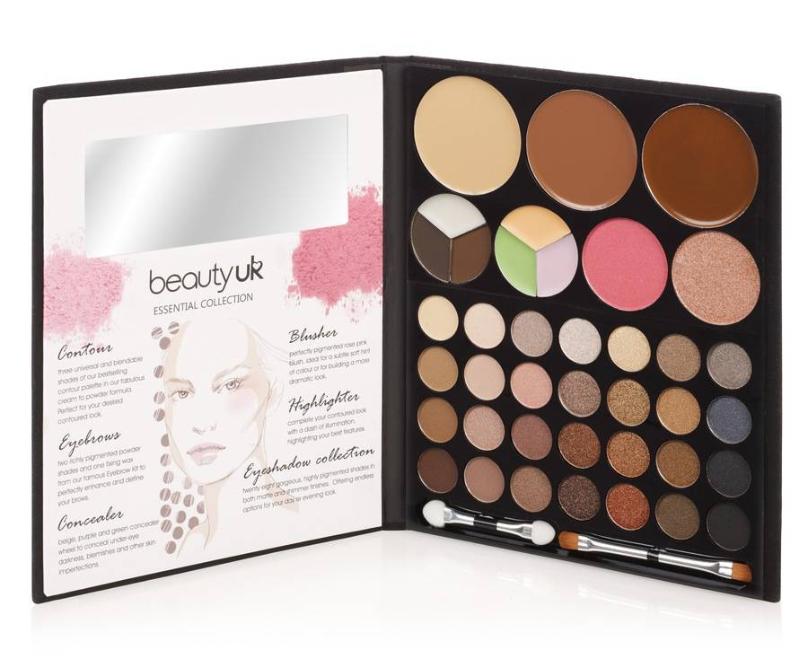 Beauty UK Cosmetics Beauty UK Essential Collection