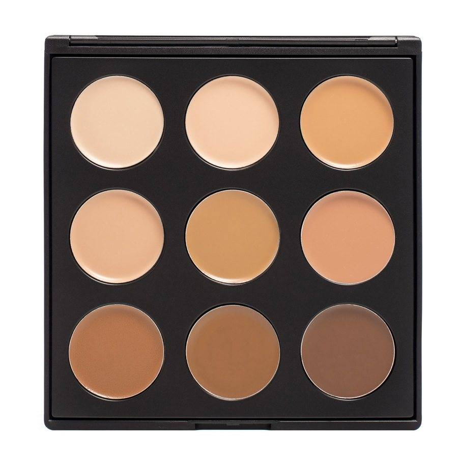 Smashit Cosmetics 9 Color Cream Contour Palette - Mix 2