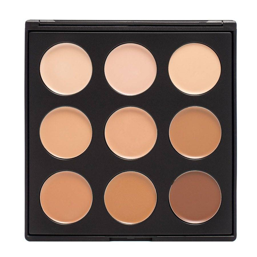 Smashit Cosmetics 9 Color Cream Contour Palette – Mix 1