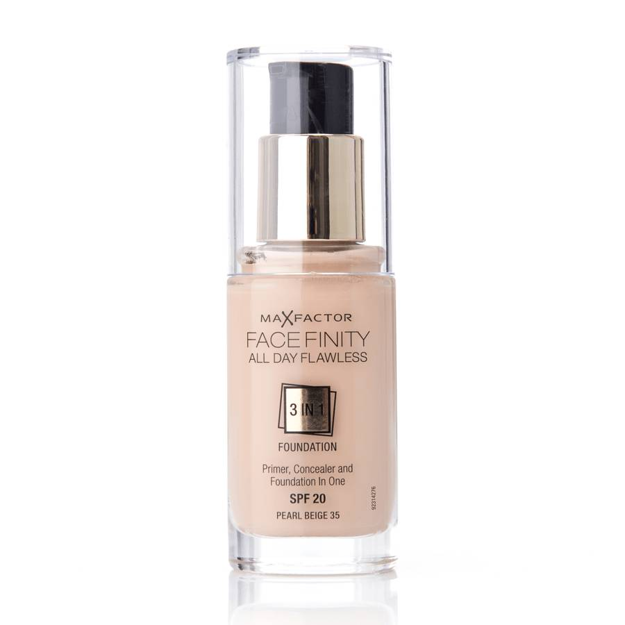 Max Factor Face Finity 3 In 1 Foundation 30 ml 35 Pearl Beige