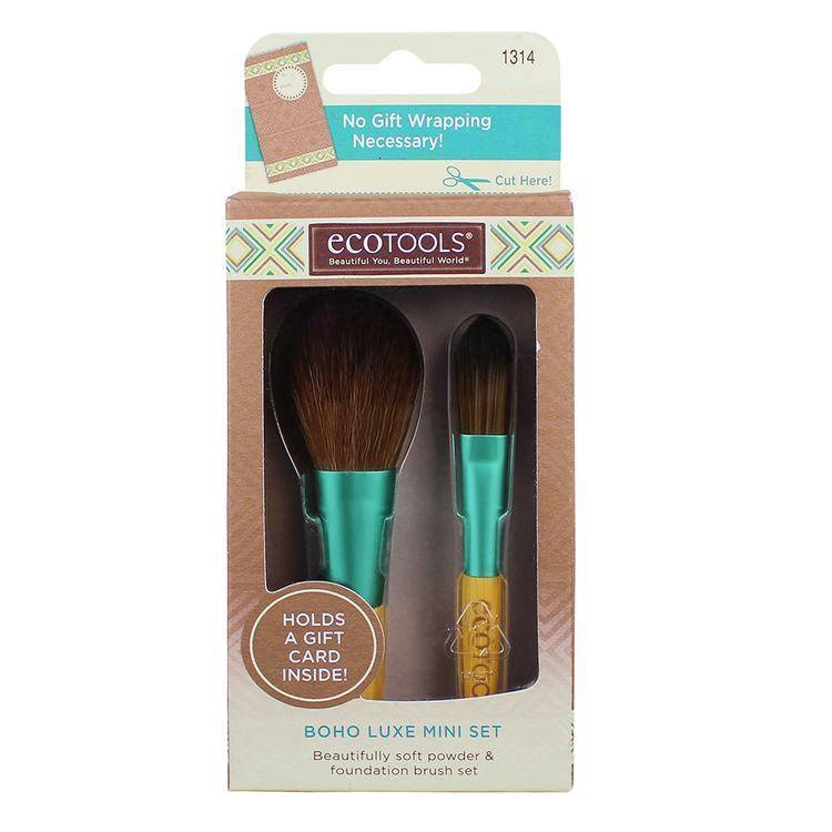 Eco Tools Boho Luxe Mini Set (2 osaa)