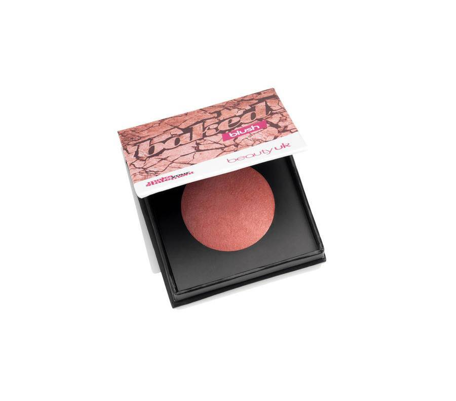 Beauty UK Cosmetics Beauty UK Baked Box Collection – No. 2 Rose Rouge