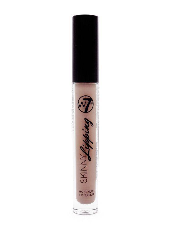 W7 Cosmetics W7 Skinny Lipping Matte Nude Lip – Of The Wall