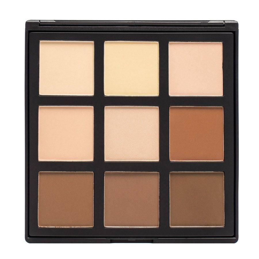 Smashit Cosmetics 9 Color Contour Powder