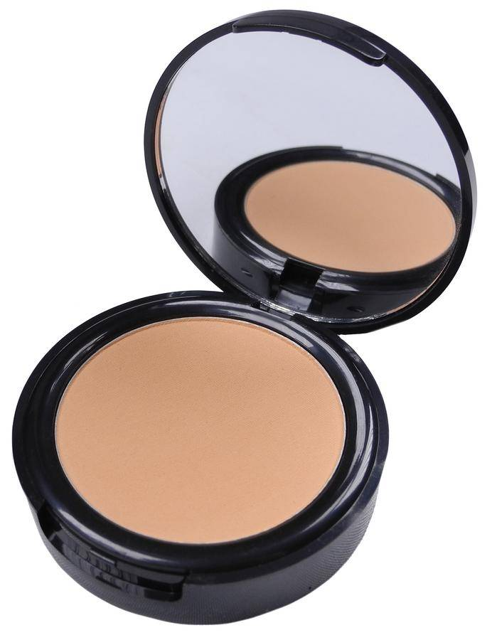 Smashit Cosmetics Compact Face Powder - Medium Dark 9,5g