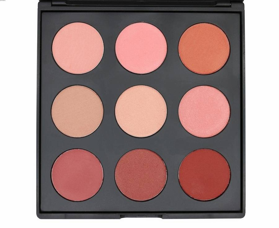 Smashit Cosmetics 9 Color Blush 31,5 g