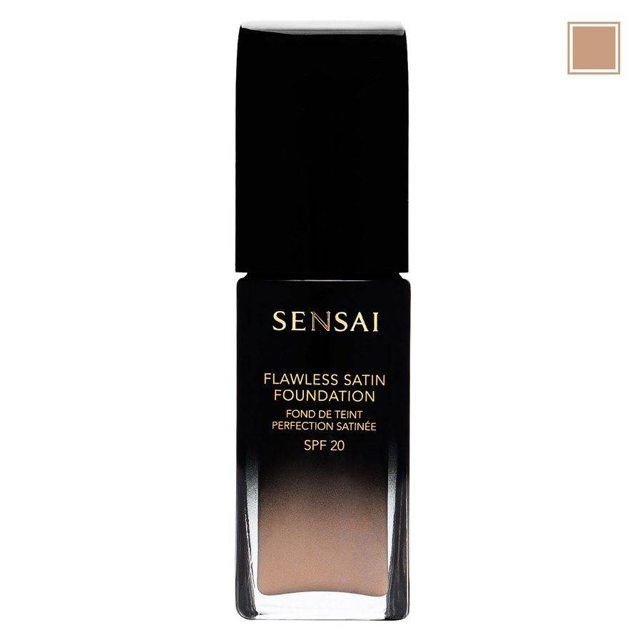 Sensai Flawless Satin Foundation FS202 Ochre Beige 30ml