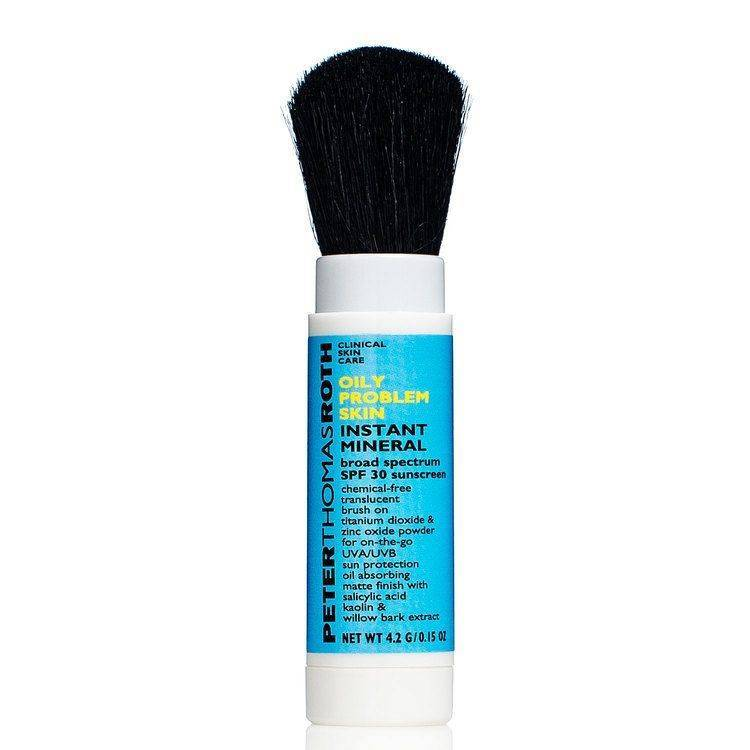 Peter Thomas Roth Oily Problem Skin Instant Mineral Translucent Powder 4,2 g