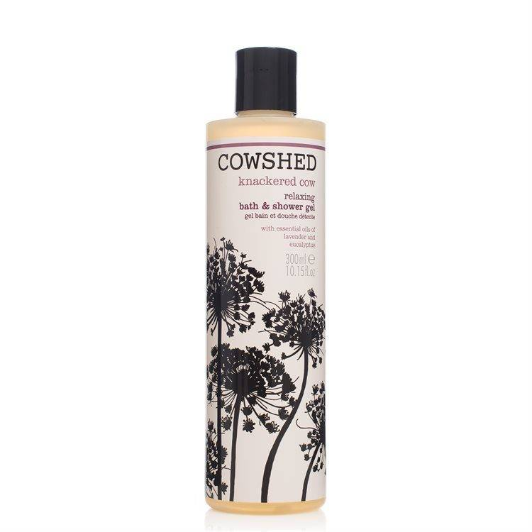 Cowshed Knackered Cow Relaxing Bath & Shower Gel  300 ml
