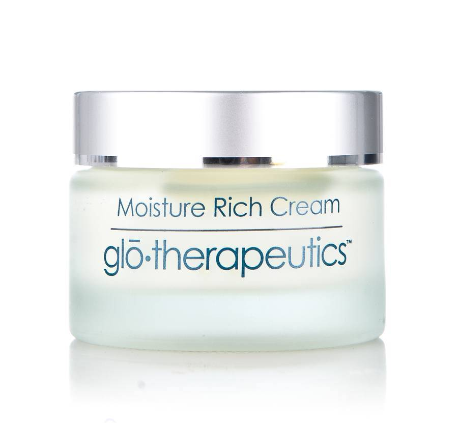 GloTherapautics glo therapeutics Moisture Rich Cream 50 ml
