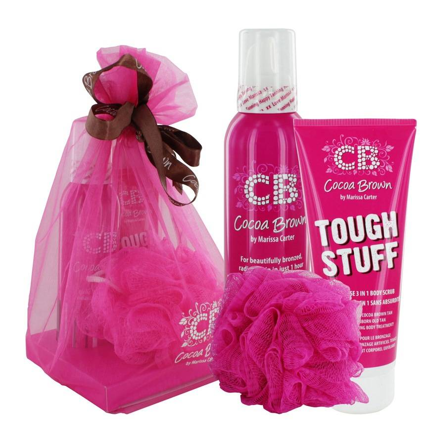 Cocoa Brown by Marissa Carter Gift Set