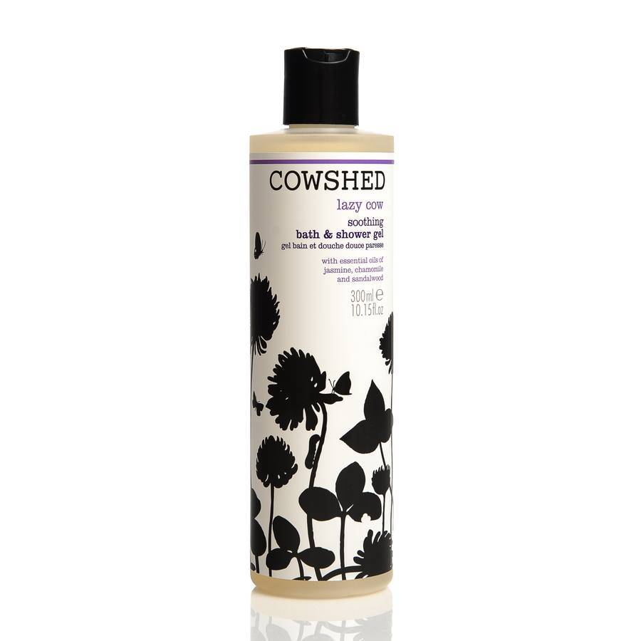 Cowshed Lazy Cow Soothing Bath & Shower Gel 300 ml