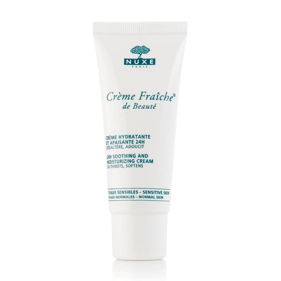 NUXE Crème Fraîche 24hr Soothing and Moisturizing Cream 30 ml