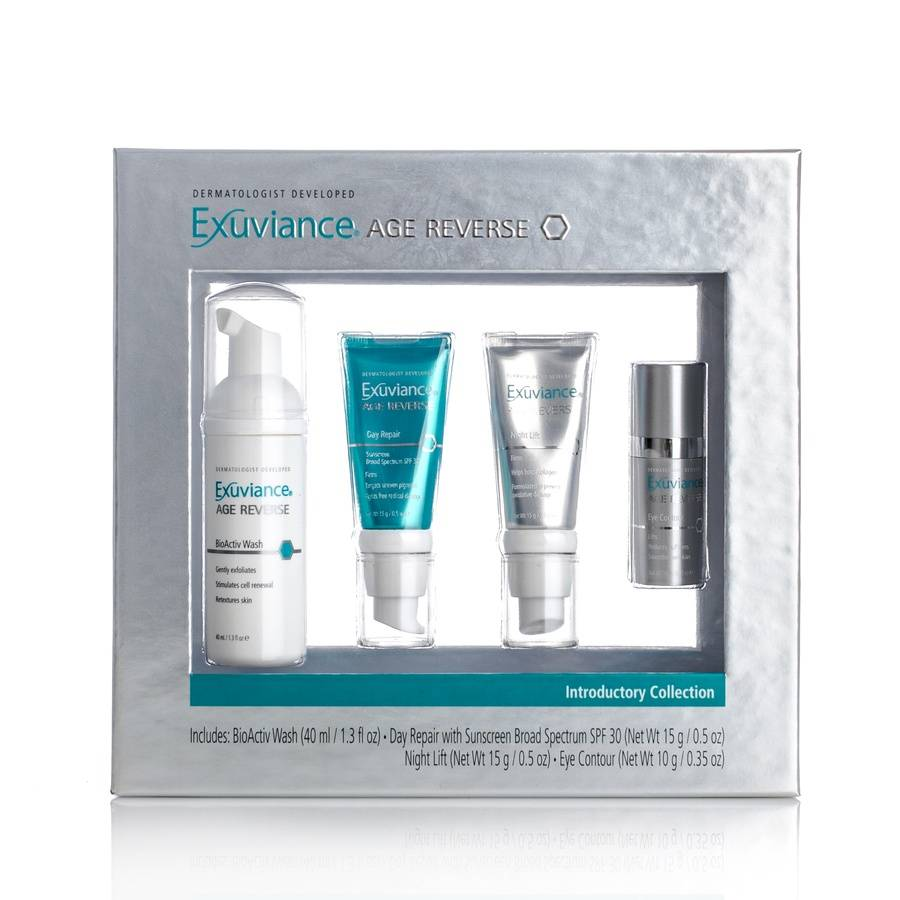 Exuviance Age Reverse Introductory Collection (4 tuotetta)