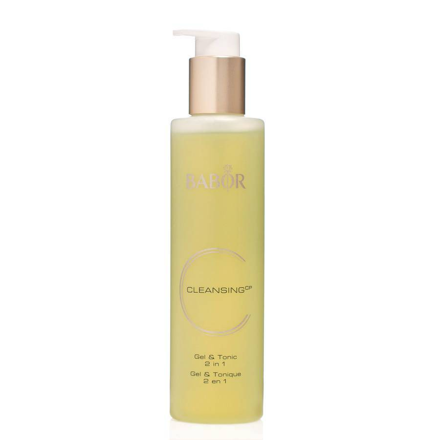 Babor Cleansing Gel & Tonic 2-In-1 200 ml