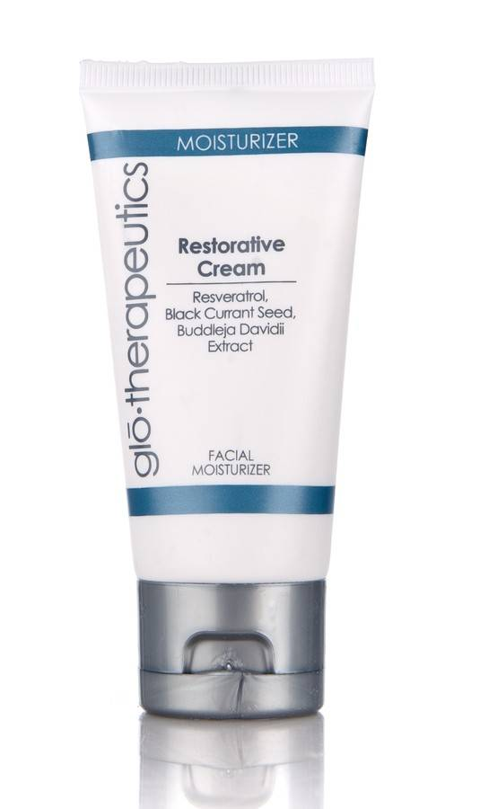 GloTherapautics glo therapeutics Restorative Cream 50 ml