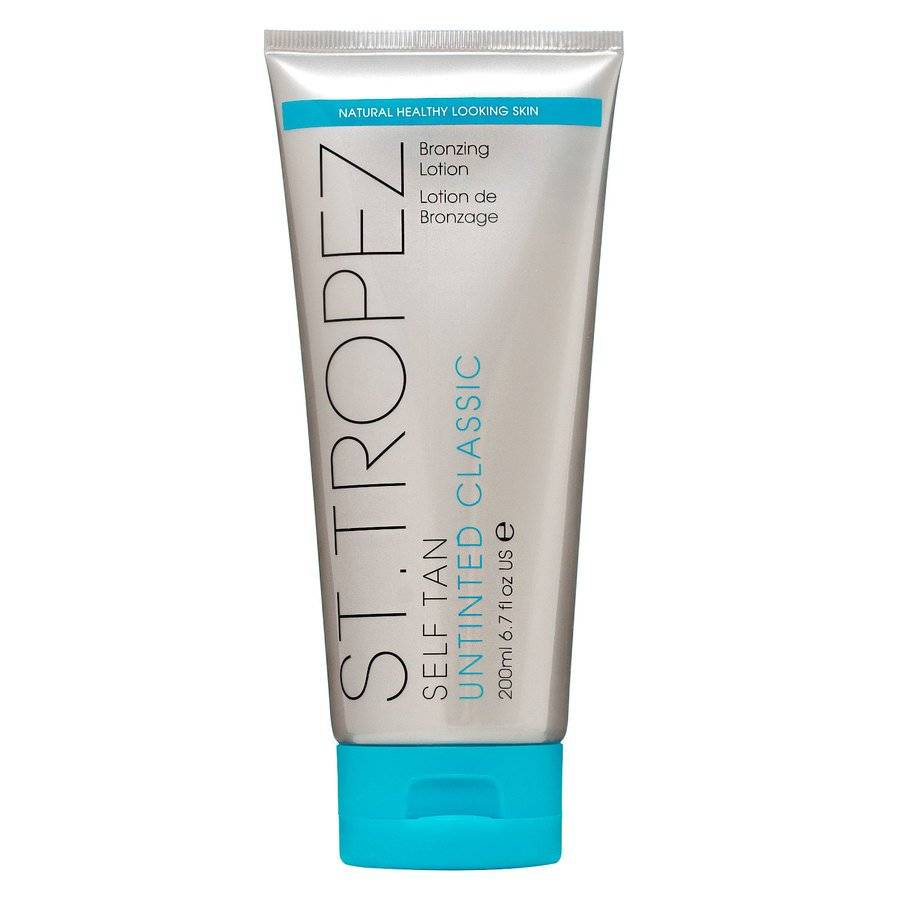 St Tropez Bronzing Lotion Untinted Lotion 200ml