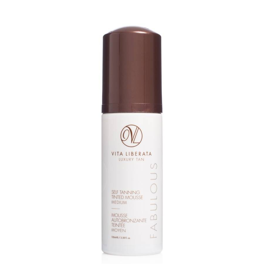 Vita Liberata Self Tanning Mousse 100 ml – Medium
