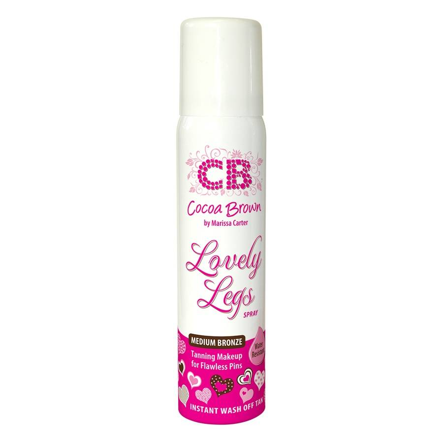 Cocoa Brown by Marissa Carter Lovely Legs Spray 75 ml