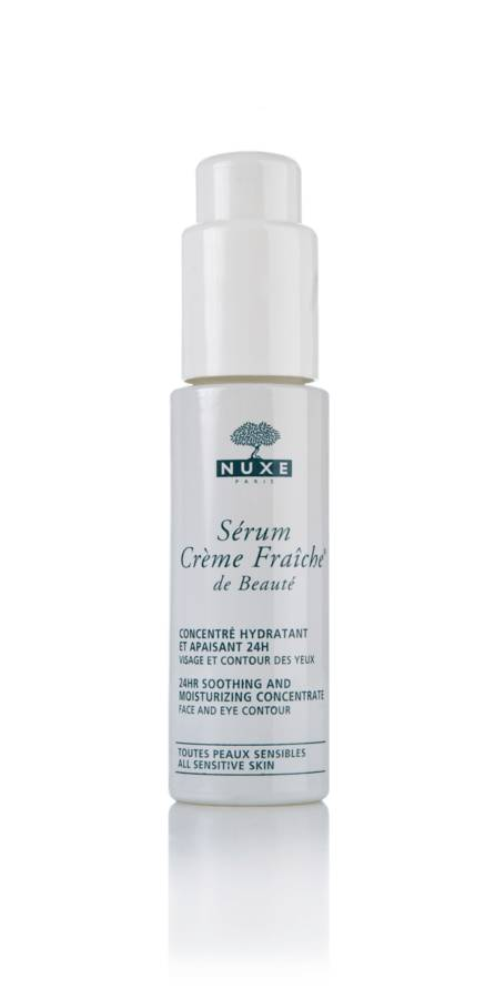 NUXE Serum Crème Fraîche 24hr Soothing and Moisturizing Concentrate 30 ml