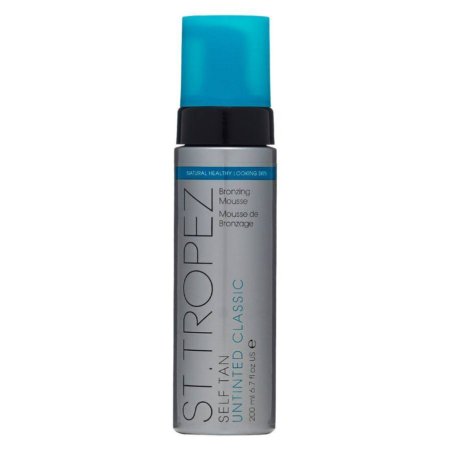St Tropez Self Tan Untinted Classic Bronzing Mousse 200ml