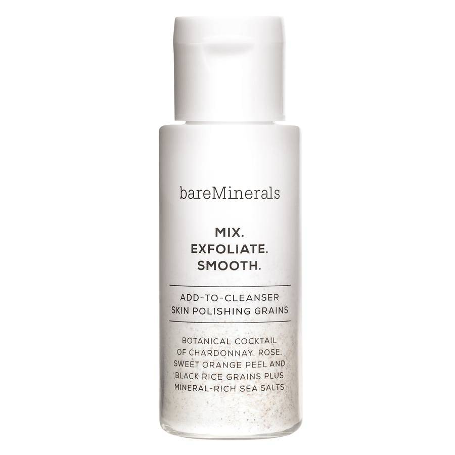 bareMinerals Mix.Exfoliate.Smooth Add-To-Cleanser Skin Polishing Grains