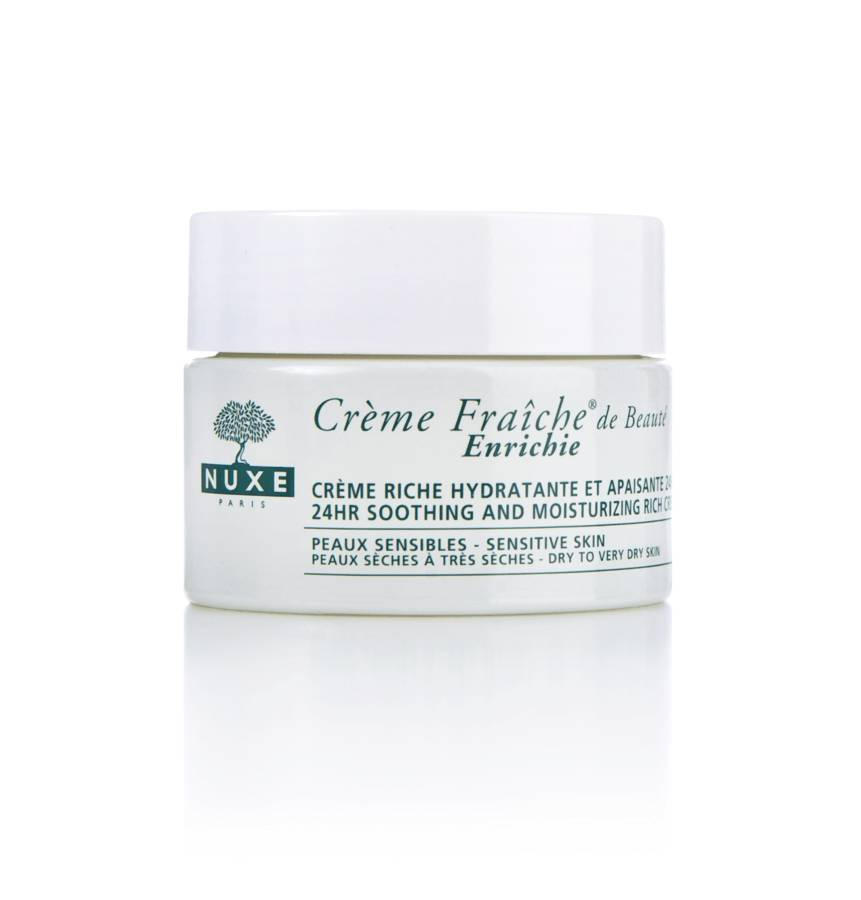 NUXE Crème Fraîche 24hr Soothing and Moisturizing Rich Cream 50 ml