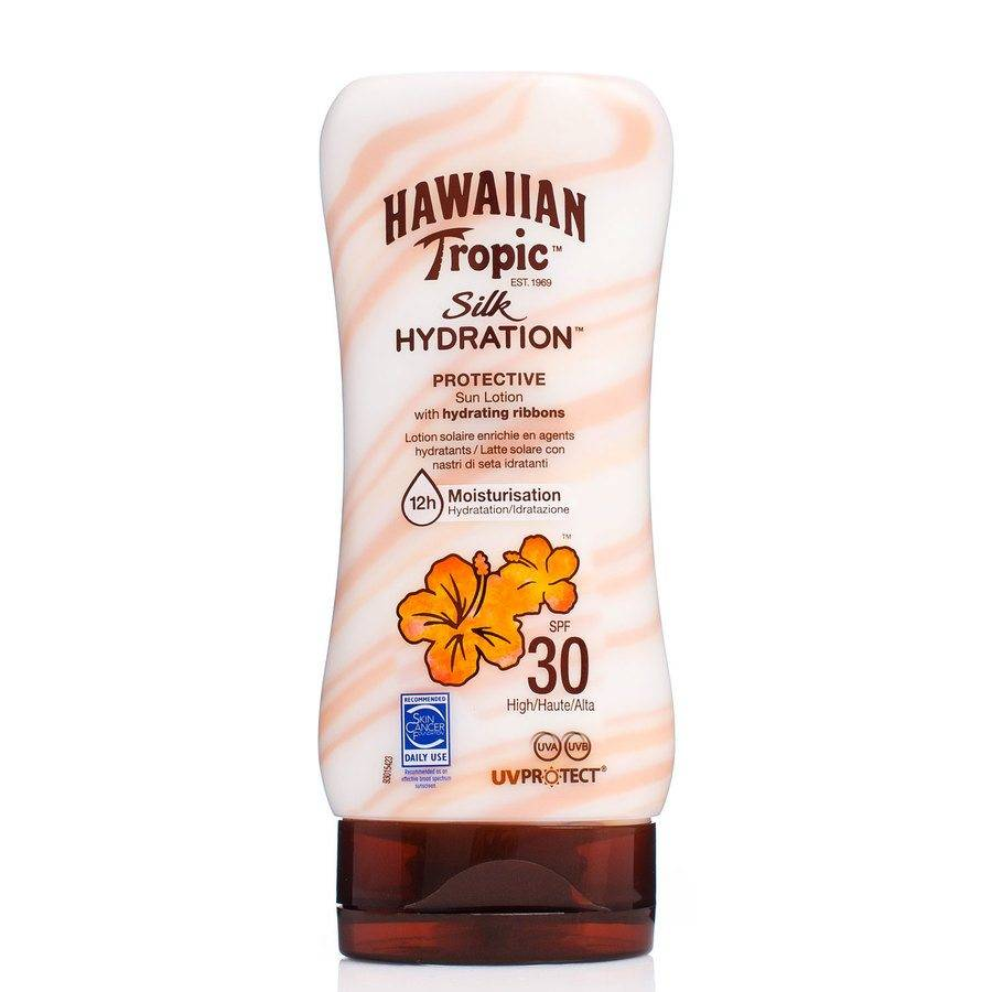 Hawaiian Tropic Silk Hydration Sun Lotion SPF 30 180 ml