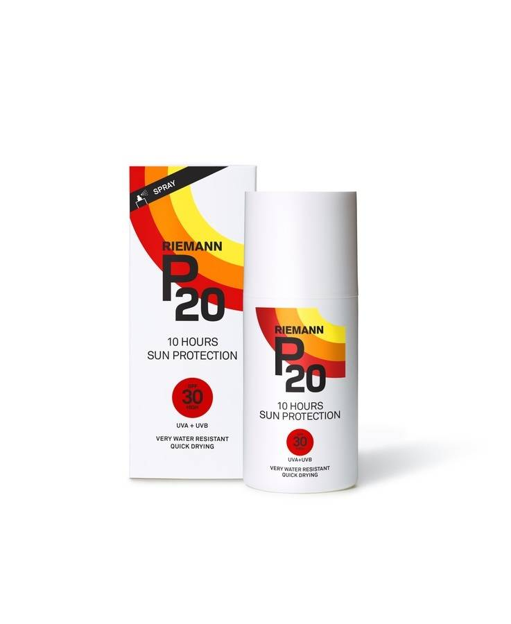 Riemann P20 10 Hours Sun Protection Spray SPF 30 200 ml
