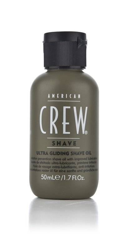 American Crew Lubricating Shave Oil 50ml