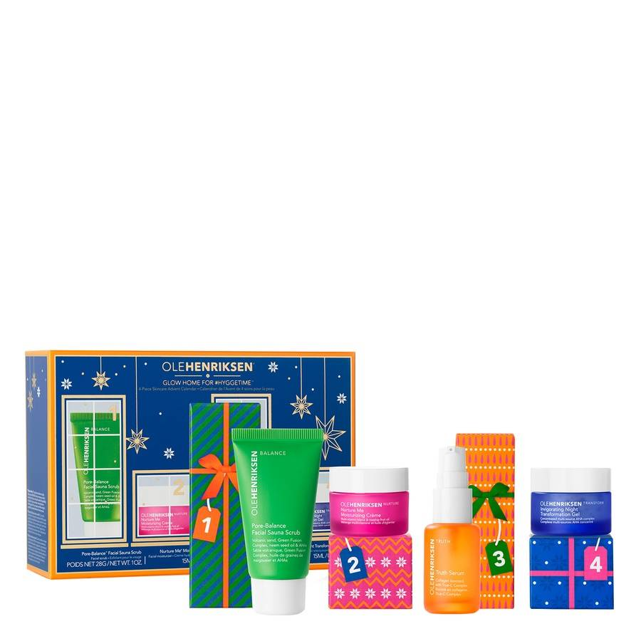 Ole Henriksen Glow Home 4 Day Advent Set