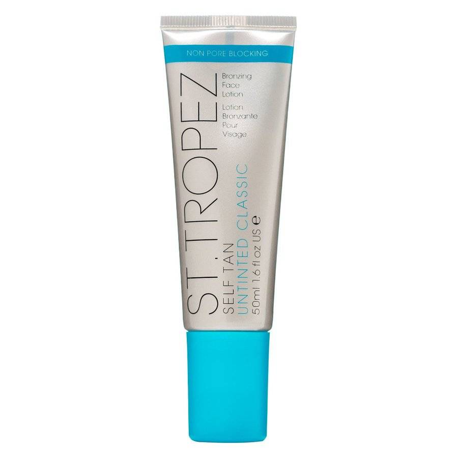 St Tropez Untinted Bronzing Face Lotion 50ml