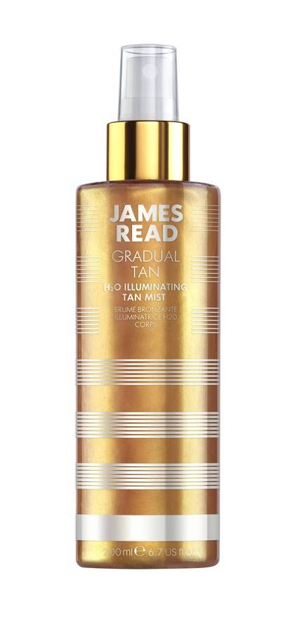 James Read Gradual Tan H2O Illuminating Tan Mist Body 200 ml