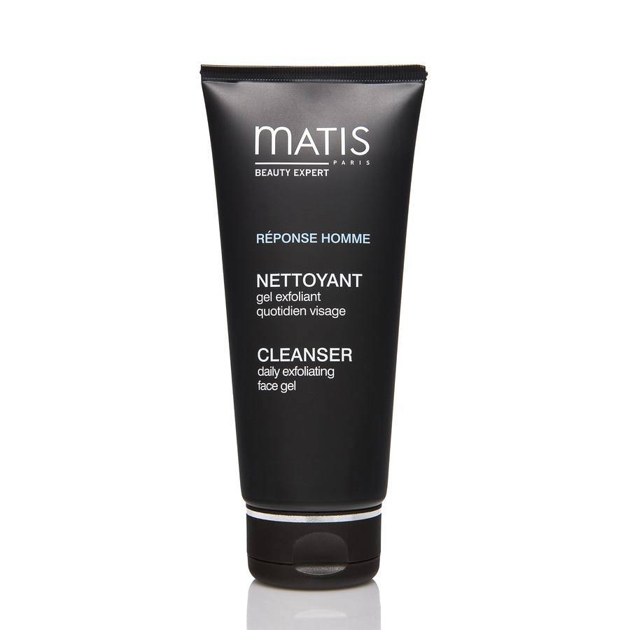 Matis Réponse Homme Cleanser Daily Exfoliating Face Gel 150 ml
