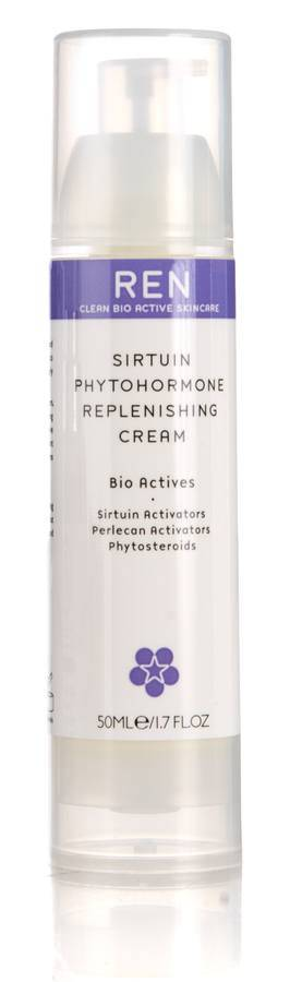 REN Sirtuin Phytohormone Replenishing Cream 50 ml