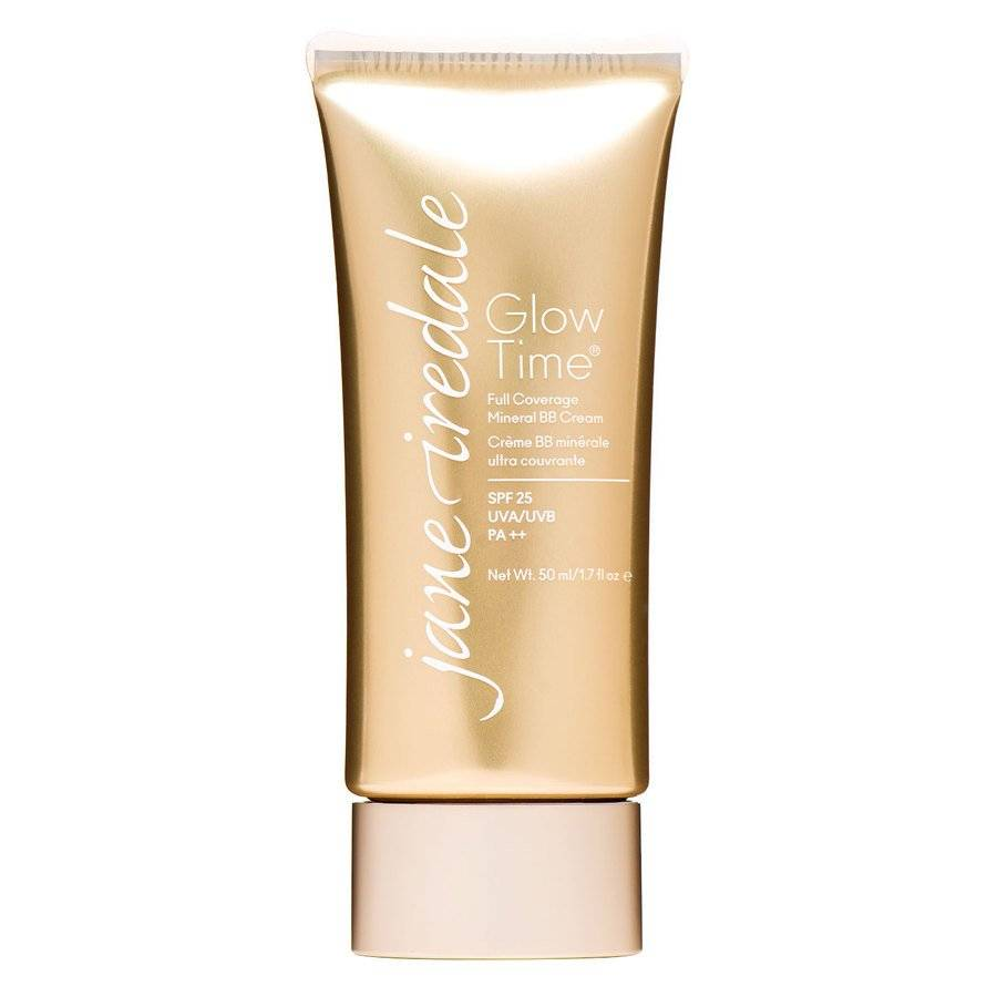 Jane Iredale Glow Time Full Coverage Mineral BB Cream – BB7 (Medium / Dark) 50ml