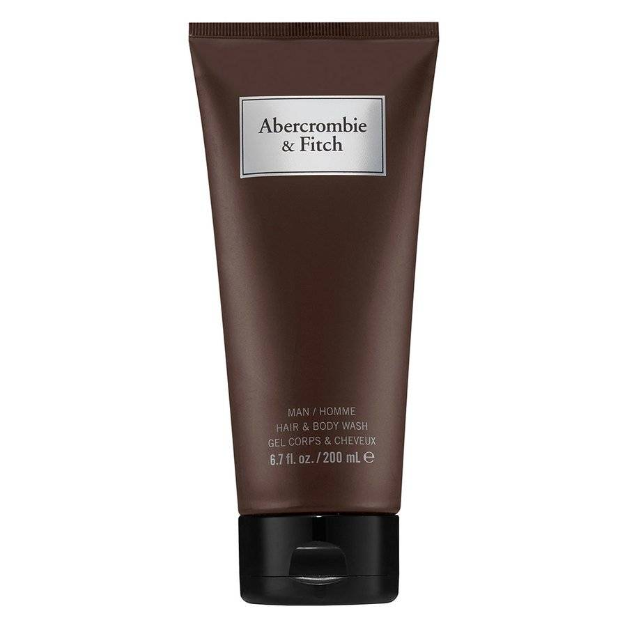 Abercrombie & Fitch First Instinct Men Hair And Body Wash 200 ml